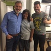 """Logo Entrevista de Pablo Duggan con Omar Guaraz. """"Camino a Casa"""" Radio 10."""