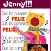 Logo Feliz cumple Jenny!!!