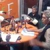 Logo SAAVEDRA SE LEE RADIO, PRIMER PROGRAMA EN RADIO NEF - MIERCOLES 26 DE OCTUBRE
