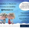 Logo Euge Almeida en Dame Letra invita a las actividades de Librería del Palacio y Editorial Comunicarte
