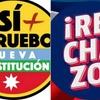 Logo Chile va a las urnas para dejar atras la constitución de Augusto Pinochet.