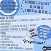 Logo Invitación actividades JUEVES 23/5
