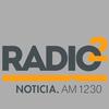 Logo Hector Mansur en Pily x 2  - Cancion dedicada al Dia del Amigo - Radio 2 - Rosario