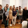 "Logo Belén Pasqualini visita a Silvina Chediek en ""Mil Gracias"" por Radio Nacional"