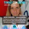 Logo Tomalo con calma | Nuevas tecnologías | Julieta Lombardelli