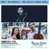 Logo Bernarda Llorente y Claudio Villarroel difunden el concierto de Inés Cuello & Sergio Zabala