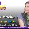 Logo ENTREVISTA A LA DIPUTADA MONICA MACHA