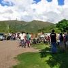 Logo Huerta Grande /#VecinxsEnAlerta por instalación de Planta de Asfalto en Huerta Grande
