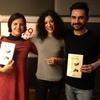 Logo Notas Al Pie - 19/07/19 con Leila Guerriero