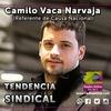 Logo Camilo Vaca Narvaja - Análisis de elecciones legislativas - Tendencia Sindical - Radio Atilra