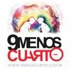 Logo 9 Menos Cuarto con Victor Hugo