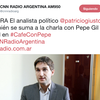 Logo Entrevista a Patricio Giusto y Jacobo Goldstein en CNN Radio
