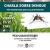 Logo Entrevista a Javier Garcia de Souza por actividad de Exploracuáticxs sobre dengue