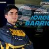 """Logo Jorge Barrio """"A veces no caigo de las cosas que estoy haciendo"""""""