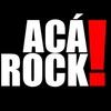 Logo ACA ROCK EN RADIO UNICA 87.9 PROGRAMA NRO: 1