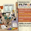 "Logo Entrevista a Mariela Acevedo - Presentación del libro ""Clítoris - Relatos gráficos para femininjas"""