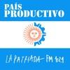 Logo @FMLaPatriada - @Pais_Productivo - Entrevista a Lorena Barone sobre la reforma laboral