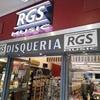 Logo Andres Galante (disqueria RGS) x la noche de las disquerias