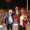 Logo Cristina Fernández de Kirchner, la MADRE de la victoria del PERONISMO