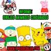 Logo Otra Ronda Radio - Informe dibujos animados censurados - Martes 16 de Abril de 2019