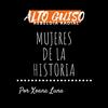Logo Mujeres de la Historia II: Maria Remedios del Valle