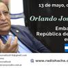 """Logo """"Entrevista al Embajador de Nicaragua Orlando José Gómez"""""""
