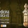 """Logo Medicina música es """"Distintas formas de curar"""""""