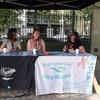 Logo Radio Olazabal al Aire Libre mesa feminista
