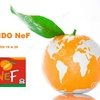 Logo MUNDO NEF - PROGRAMA DEL JUEVES 11 DE AGOSTO POR RADIO NEF