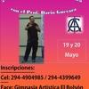 Logo Dario Guevara dara una clinica en Talleres de la Comarca