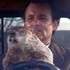 Logo Desestrenos con El día de la marmota