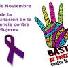 Logo Polifonías Feministas #11: Día Internacional de la No Violencia hacia las Mujeres