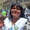 Logo Nota a Silvia Almazan, secretaria general adjunta de Suteba