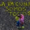Logo Fotografes por los barrios: Kaloian Santos Cabrera cuenta este proyecto solidario