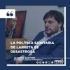 Logo Leandro Santoro - Fuerte Al Medio - Radio 10