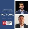 Logo Tal y Cual - 2x14 (22/08/20) - CNN Radio Rosario - Entrevista a Alejandro Finocchiaro