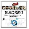 Logo DEL ARCO POLITICO 17/7/2019