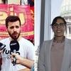 Logo Cruce al aire entre Josefina Mendoza y Julián Asiner por Radio El Mundo