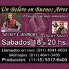 Logo UN BOLERO EN BUENOS AIRES - 14/03/2015 - Bloque 04