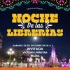 Logo Entrevista a Victoria Pereyra Rozas - La noche de las librerías