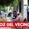 Logo la voz del vecino, vecina de Avellaneda, denuncia comida en mal estado