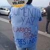 Logo Columna PARTE VOLADOR SITUACIÓN TRANSPORTE - La Voz del Obrero