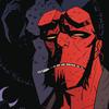 Logo La Tinta en la Viñeta - Hellboy