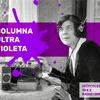 Logo #Ultravioleta 25/7 Lenguaje Inclusive