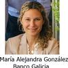 """Logo Alejandra González: """"Las dos torres principales de Banco Galicia consumen 30 % de energías limpias"""""""