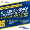Logo Entrevista | Ricardo Rosica de Juntos X Boca en #ElMediodía