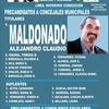 Logo Alejandro Maldonado en Radio Universidad Jauretche