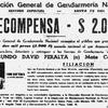 """Logo Un Viaje con Vo(z): """"Mate Cosido"""", bandolero (Prof. Norberto Sola)."""