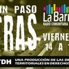 Logo Entrevista a  Claudia Cesaroni - Ni un Paso Atras - FM La Barriada 98.9