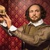 """Logo """"Cualquiera se confunde con William Shakespeare"""""""